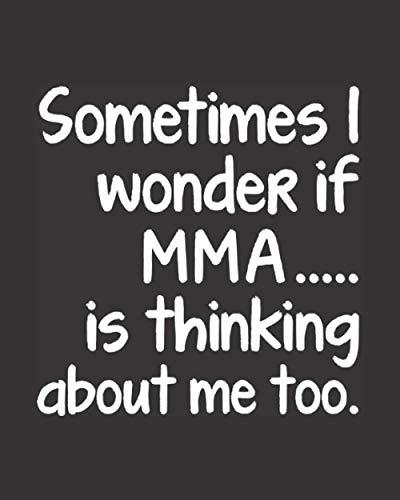 Sometimes I Wonder If MMA Is Thinking...