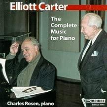 Best elliott carter music Reviews