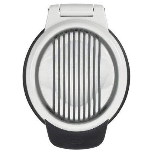 OXO 1271080 1271080V1 Good Grips Egg Slicer, CD, White/Black