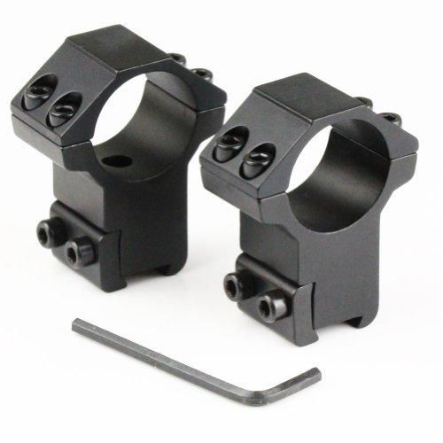 """VERY100 Zielfernrohr Montage 25,4mm (1"""") 11mm Weaver Picatinny Schiene"""