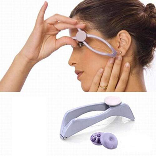 Mujeres Plástico Algodón Moderno Depilación Facial Roscado Roscado Enhebrador Depiladora Sistema Slique Herramientas de diseño