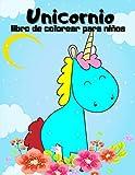 Unicornio libro de colorear para niños: Libro de colorear de unicornio para niños 50 libros de colorear únicos para niñas de 4 a 9 años (hermosos libros de colorear para niñas)