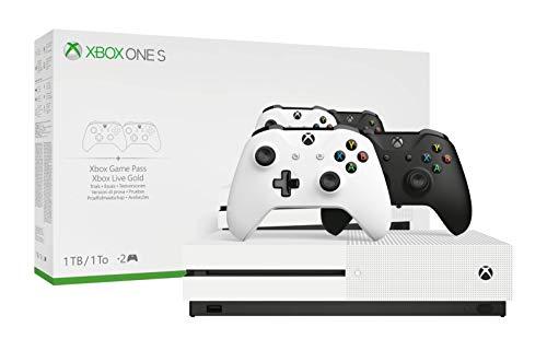 Xbox One S (1 TB) mit 2 Controllern - 2