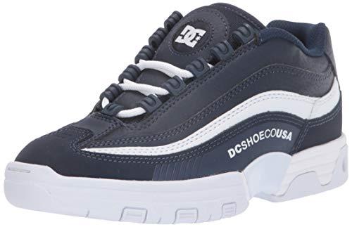 DC Legacy Lite, Zapatos de Skate para Mujer, Azul...