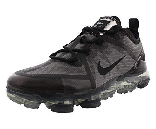 Nike Air Vapormax 2019 (GS), Zapatillas de Atletismo Hombre, Negro (Black/Black/Black 001), 40 EU