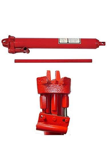 Elevador hidráulicos 8T toneladas doble bomba (TM/510085F)