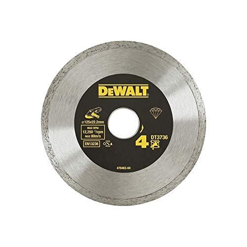 Dewalt - Disco diamante alto rendimiento sinterizado p/azulejos 125x2