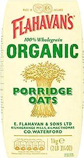 Flahavan's Organic Porridge Oats - 1kg