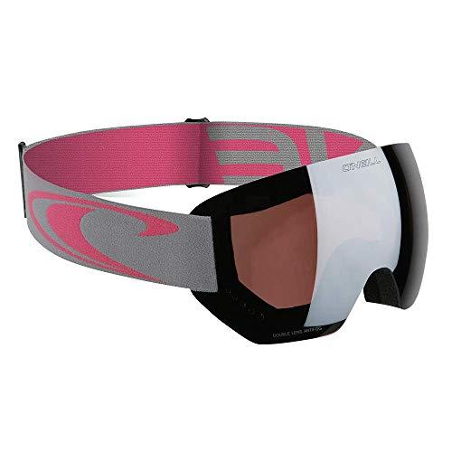 O'Neill Snow Goggles Core | Pink | Ski & Snowboard Brille | Hochwertige Qualität