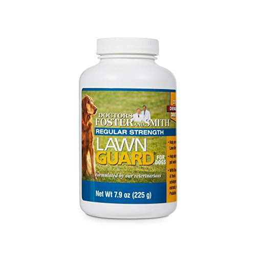 DRS. Foster and Smith Lawn Guard Regular Strength Tablets for Dogs, Count of 375