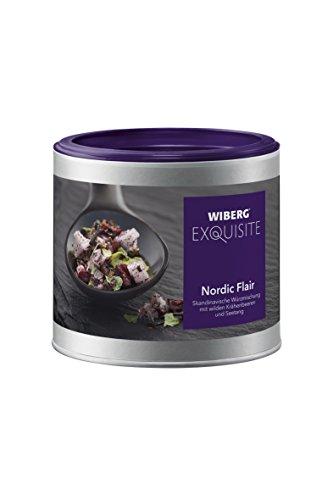 Wiberg Nordic Flair, Skandinavische Würzmischung, 1er Pack (1 x 300 g)