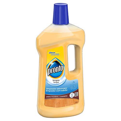 Pronto Limpiador Jabonoso - Producto de limpieza para suelos