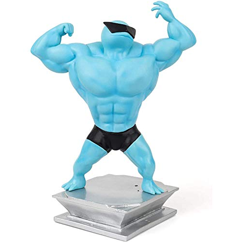 7.4 inch Cartoon Character Doll, Muscular hunk Pickup Truck, Little fire Dragon, Jenny Turtle, Wonderful Frog Seed, Da Duck, Figure Figurines, PVC (Jenny Turtle)