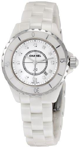 Chanel H1628 Herren-Armbanduhr mit Keramikarmband