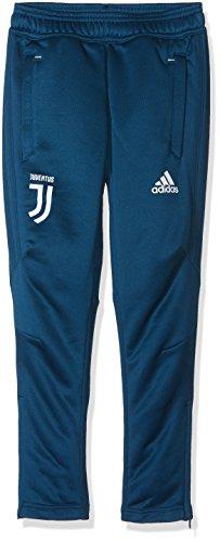 adidas Kinder Turin Juventus Trainingshose, Blunit/White, 13/14