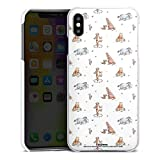 DeinDesign Coque Compatible avec Apple iPhone XS Max Étui Housse Winnie l'ourson Disney Produit...
