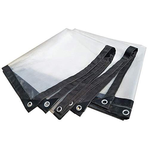 Gxmyb Transparante Poncho Airconditioning Zacht Gordijn Zeil Plastic Doek Regendoek Regendoek Regendoek Isolatiedoek