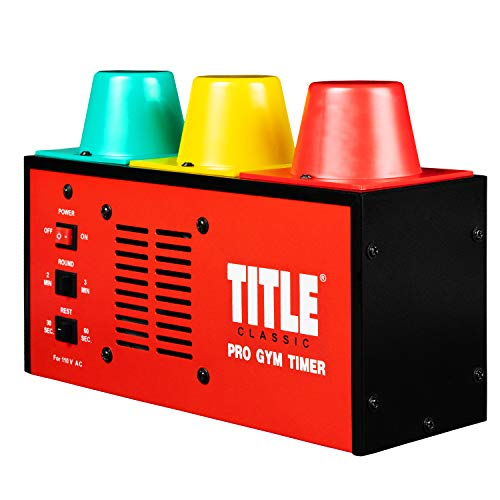 Title Classic Gym Timer