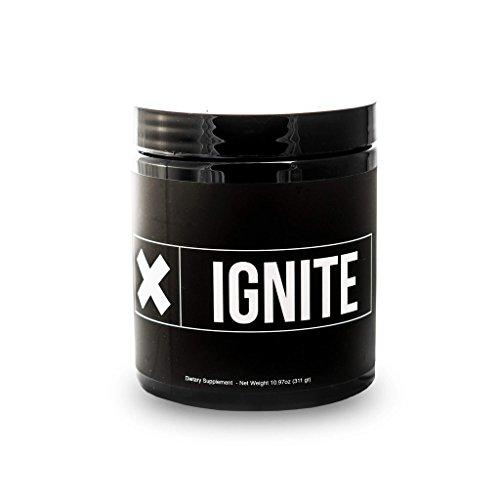 Xwerks Ignite - Pre-Workout Supplement - Green Apple 30 Servings