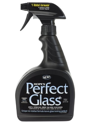 Hope's Perfect Glass Cleaner, 32 Fl Oz