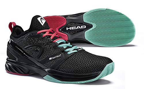 Head Sprint SF Clay Court Shoe Men Black
