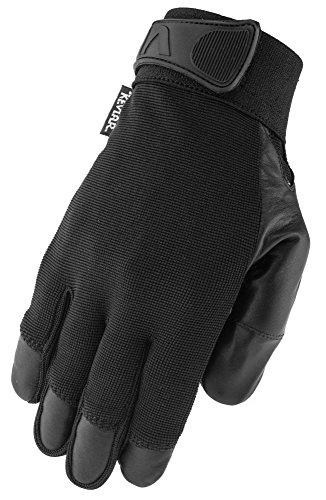 Vega Holster CC8058576078697 Unisex beschermende handschoenen - volwassenen, zwart, M