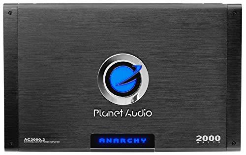 Planet Audio Channel Car Amplifier