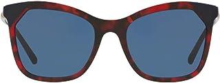 بيربري نظارة شمسية عين القطة للنساء , ازرق - BE4263 37118054