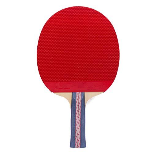 Paleta De Ping-Pong - Raquetas De Tenis De Mesa, Adecuadas para Jugadores Intermedios Mayores