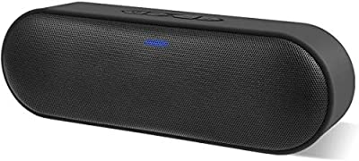 Bluetooth Speaker, Waterproof Portable Wireless Bluetooth Speakers with 12W Loud Stereo Sound, Rich Bass, 66ft Bluetooth Range & 12-H Playtime, Perfect for Home, Outdoors, Party, Travel by moosen