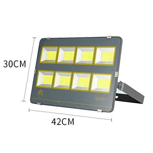 Projecteur LED,Extérieure D'éclairage Anti-déflagrante De Chantier De Construction De Stade De Projecteur Mené Imperméable Mené Superbe Extérieure (taille : 400W)