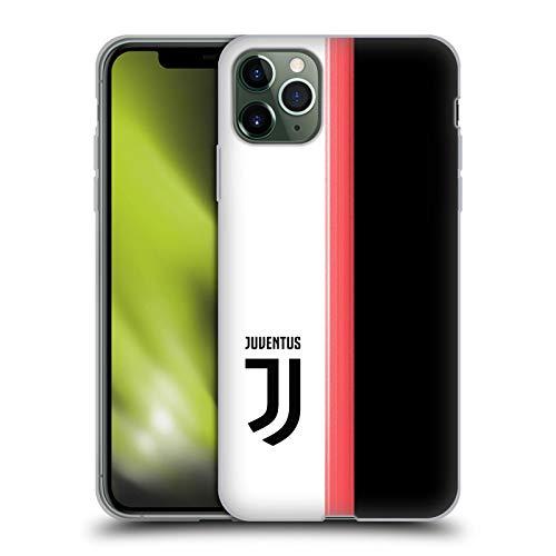 Head Case Designs Licenza Ufficiale Juventus Football Club in Casa 2019/20 Race Kit Cover in Morbido Gel Compatibile con Apple iPhone 11 PRO Max