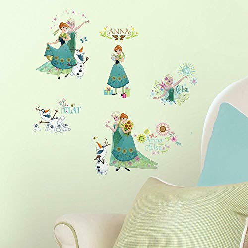 Stickers Repositionnables la Reine des Neiges Fever