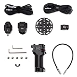 Original Ronin Expansion Base Kit Professional Scene Shooting Kit Long-Distance Remote Control and Power Supply Function Compatible for DJI RS 2 Accessories