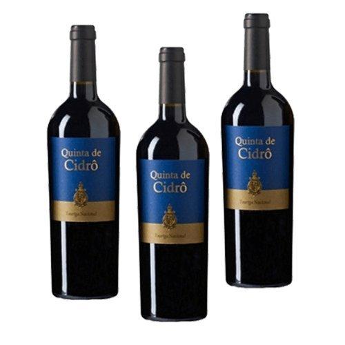 Quinta de Cidrô Touriga Nacional - Vino Rosso - 3 Bottiglie