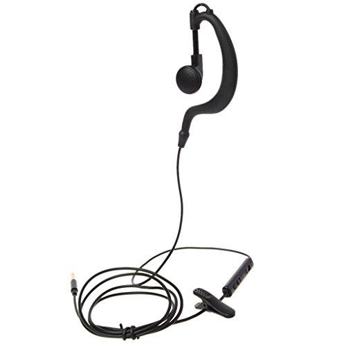 Yoging - Auriculares in-ear de 3,5 mm con micrófono para iPhone, Samsung