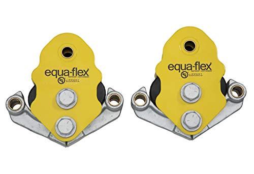 Lippert Components Lippert 279687 Equa-Flex Suspension Upgrade Kit for Tandem Axle 4K - 6K