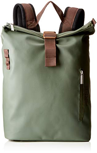 BREE Collection Unisex-Erwachsene Pnch 712, Backpack S W18 Rucksack, Grün (Climbing Ivy), 42x15x34 cm