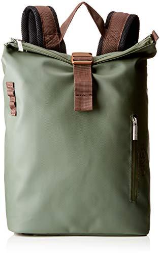 BREE Collection Unisex-Erwachsene Pnch 712, Backpack S W18 Rucksack, Grün (Climbing Ivy),...