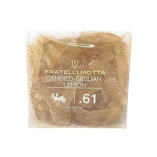 Fratelli Motta, Peel Lemon Candied, 5.8 Ounce