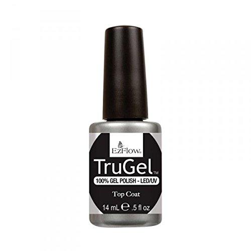 EzFlow TruGel - Top Coat - 14ml / 0.5oz