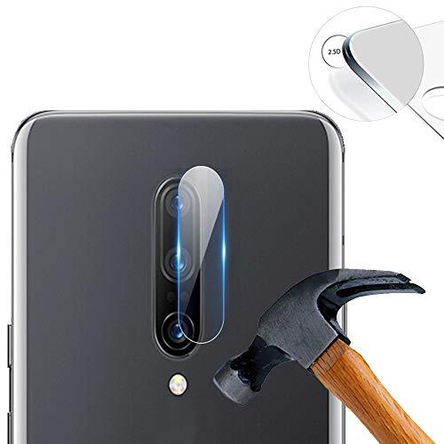 Lusee 2 x verpakking camera beschermfolie lensbescherming voor OnePlus 7 Pro 6.64 inch echt glas gehard glas screen protector