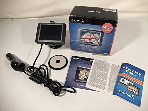 Read About PHOENIX FINDS TREASURES Compatible with Garmin Nuvi 250 GPS Navigation Auto Kit