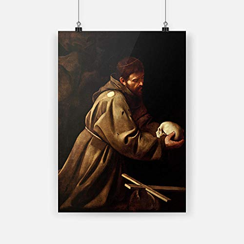 Prayer canvas poster wall painting art decoration living room bedroom study home decoration 57x80cm Frameless