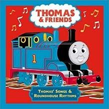 thomas & friends thomas songs & roundhouse rhythms