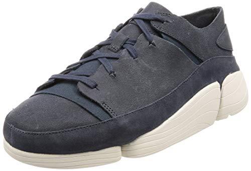 Clarks Originals Trigenic EVO Hombre Zapatos Azul 42 EU