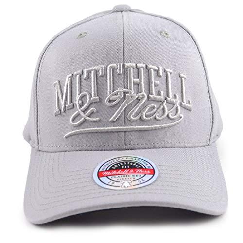 Mitchell & Ness Cool Grey Redline - Gorra, color gris