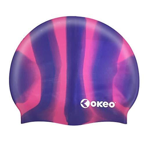 Okeo Cuffia Silicone multilines Viola