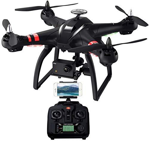 WXGZS Drohnen, Dual-GPS WiFi Brushless Follow Me Hubschrauber Fernsteuerungs-RC Drone Dron Spielzeug