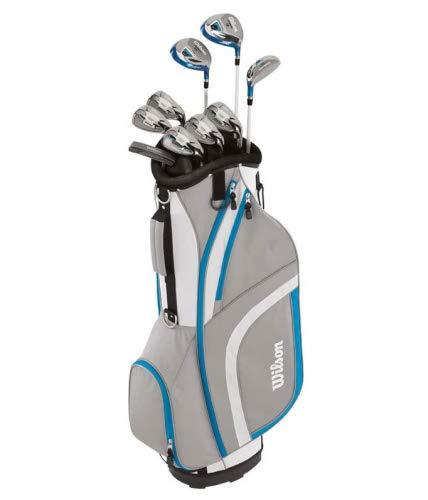 Wilson Matrix Damen Golfset/Golf Komplettset, Rechtshand